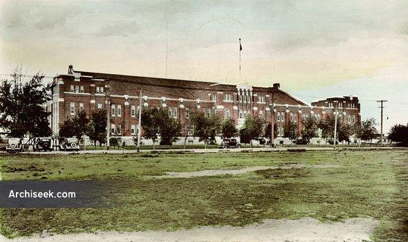 1928 – Regina Armoury, Saskatchewan