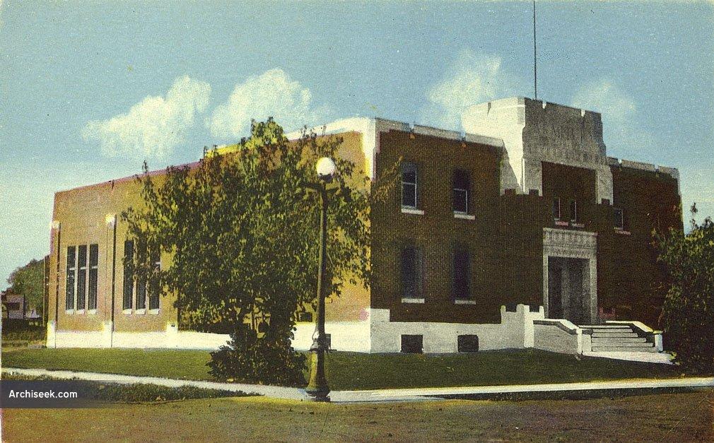 1939 – Yorkton Armoury, Saskatchewan