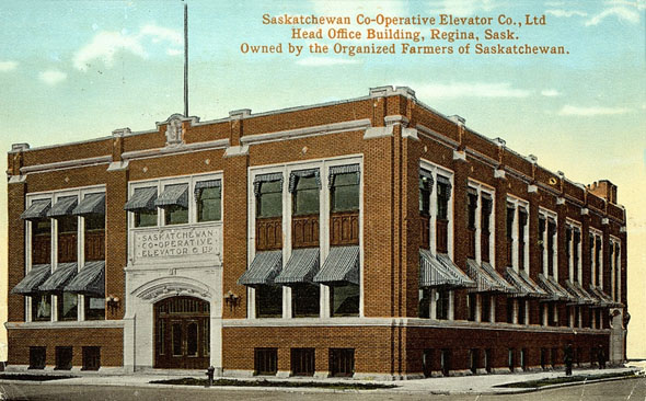 1914 &#8211; Saskatchewan Revenue Building, Regina, Saskatchewan