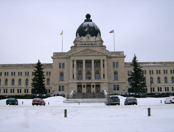 1912 – Legislative Buildings, Regina, Saskatchewan