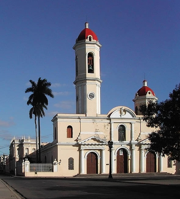 Architecture of Cienfuegos, Cuba