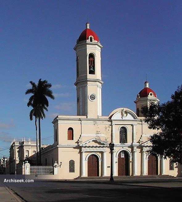 Architecture of Cienfuegos, Cuba