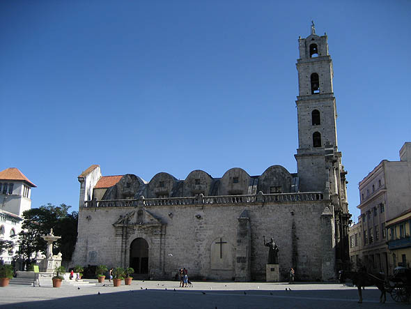1574 &#8211; Basilica de St. Francisco de Asis, Havana, Cuba