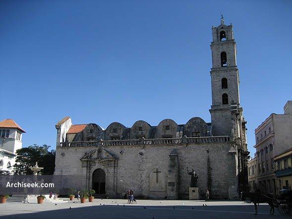 1574 – Basilica de St. Francisco de Asis, Havana, Cuba