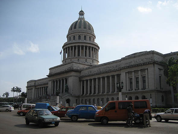 1929 &#8211; Capitolio, Havana, Cuba