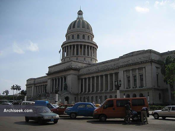 1929 – Capitolio, Havana, Cuba