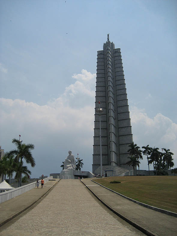 1958 &#8211; Memorial Jose Marti, Havana, Cuba