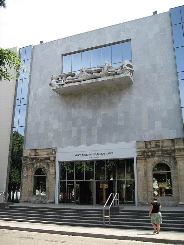 1959 &#8211; Modern Art Museum, Havana, Cuba