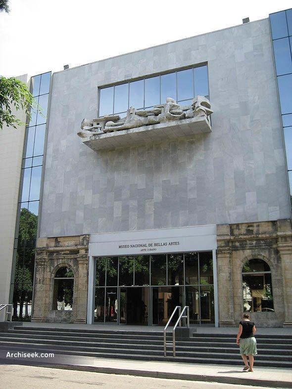 1959 – Modern Art Museum, Havana, Cuba