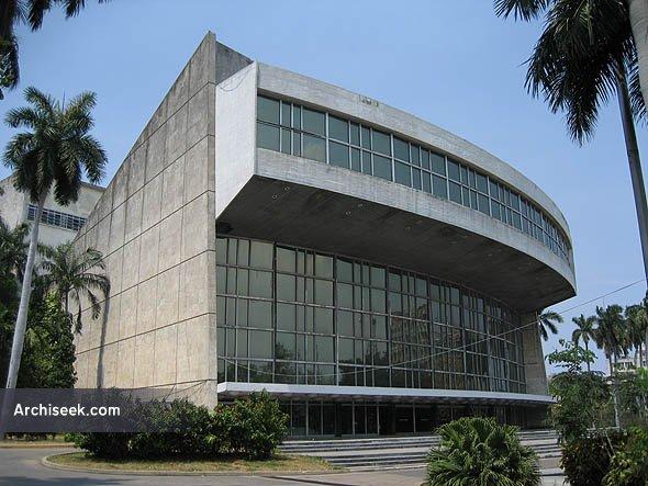 1958 – Teatro Nacional, Havana, Cuba