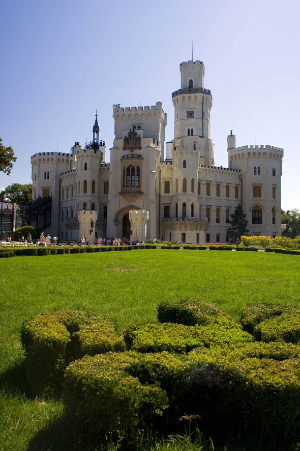 1871 – Hluboka Castle, Czech Republic