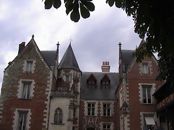 Le Clos Luce, Amboise, Indre-et-Loire, France