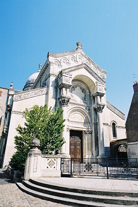 1896-1924 &#8211; Basilique St Martin, Tours, Indre-et-Loire, France