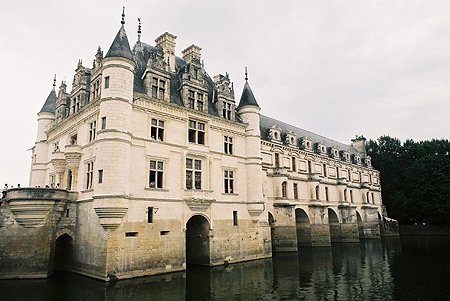 Chateau Chenonceau, Indre-et-Loire, France