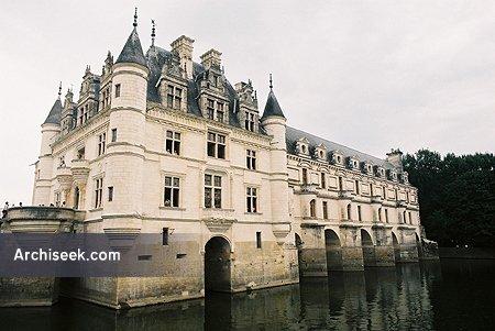 1576 – Chateau Chenonceau, Indre-et-Loire, France