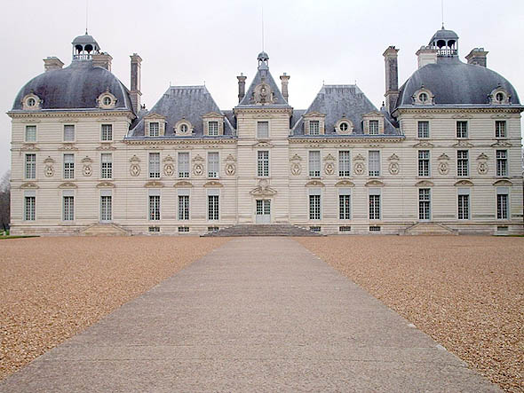 Chateau de Cheverny, Loir-et-Cher, France