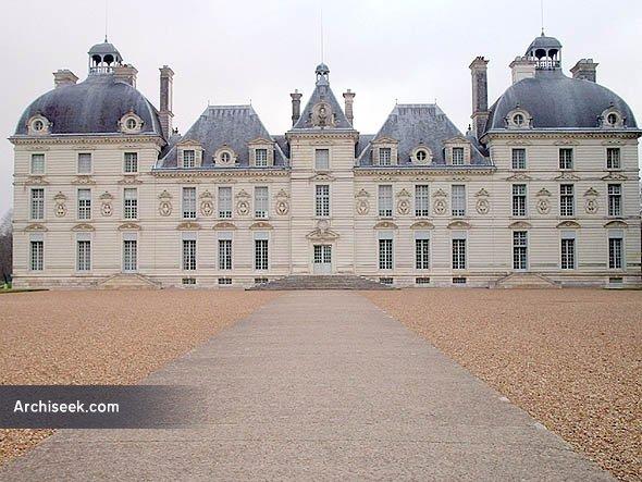 1630 – Chateau de Cheverny, Loir-et-Cher, France