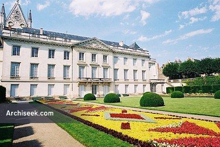 Musée de Beaux-Arts, Tours, Indre-et-Loire, France