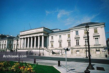 1843 – Palais de Justice, Tours, Indre-et-Loire, France