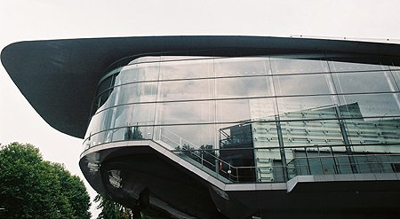 1993 &#8211; Vinci Centre, Tours, Indre-et-Loire, France