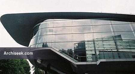 1993 – Vinci Centre, Tours, Indre-et-Loire, France