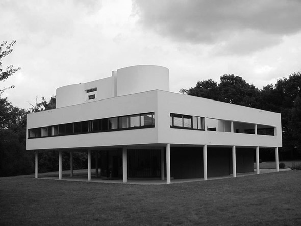 1929 – Villa Savoye, Poissy, France