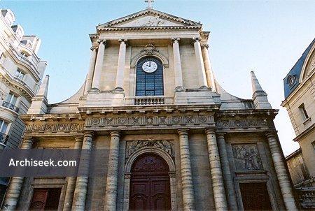 1683 – St. Thomas d'Aquin, Paris
