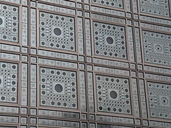 1987 &#8211; Institut du Monde Arabe, Paris