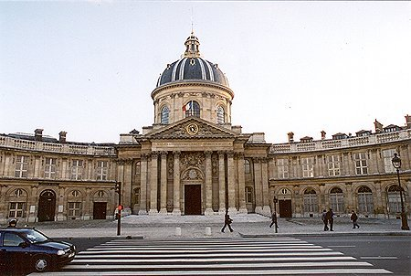 1691 – Institut de France, Paris