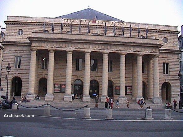 1780 – Théâtre de l'Odeon, Paris