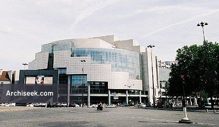 1989 – Opéra de la Bastille, Paris