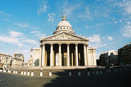 1764 – Pantheon, Paris