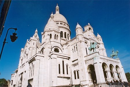 1919 &#8211; Basilique du Sacr-Coeur, Paris