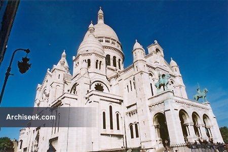 1919 – Basilique du Sacré-Coeur, Paris