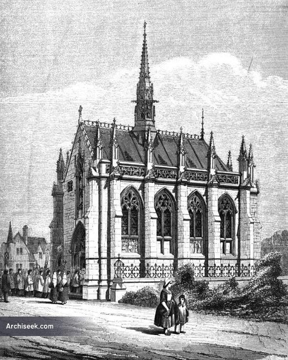 1862 – Notre Dame Chapel, Boulogne