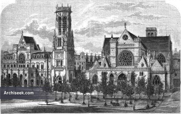 1863 – New Mairie, Paris