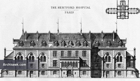 1879 – The Hertford British Hospital, Paris, France
