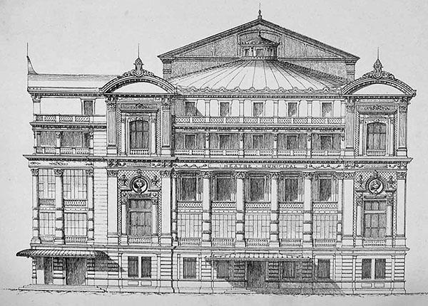 1885 – Opéra de Nice, Nice, France