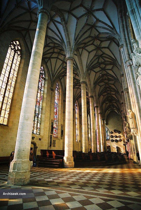 1545 – Münster, Ulm, Baden Wurttemburg