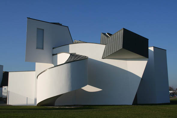 1990 &#8211; Vitra Design Museum, Weil am Rhein