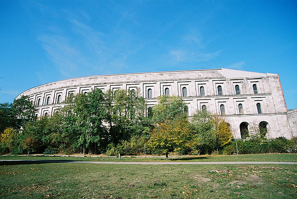 1937 – Congress Hall, Nuremberg, Bavaria