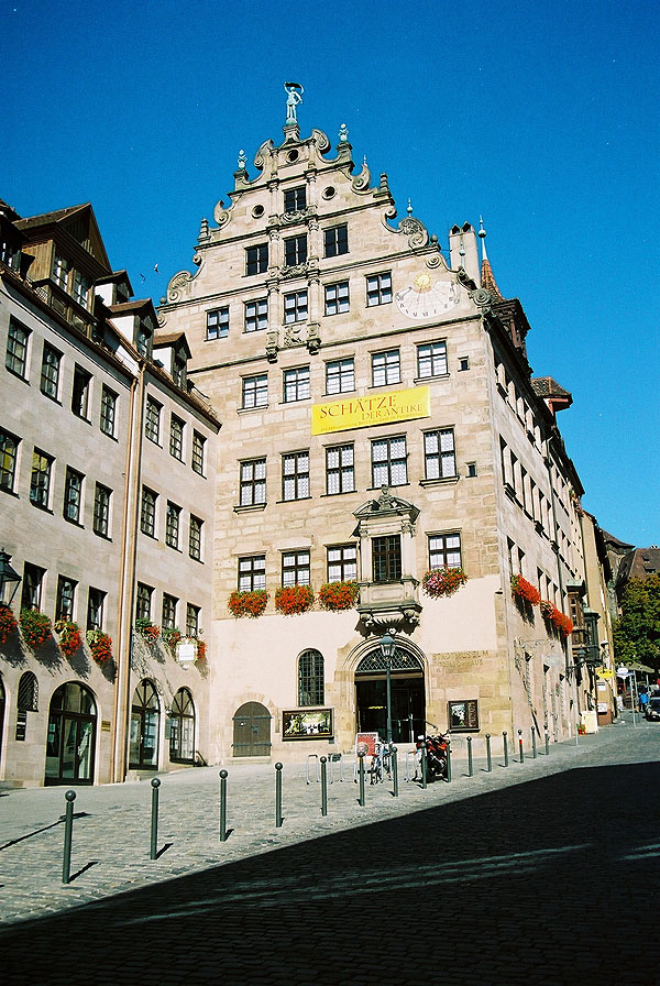 1596 &#8211; Fembo House City Museum, Nuremberg, Bavaria