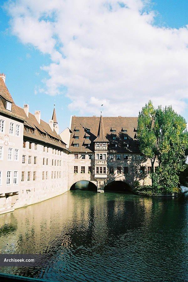 1331 – Hellig Geist Spital, Nuremberg, Bavaria