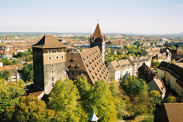 1040 &#8211; Kaiserburg, Nuremberg, Bavaria