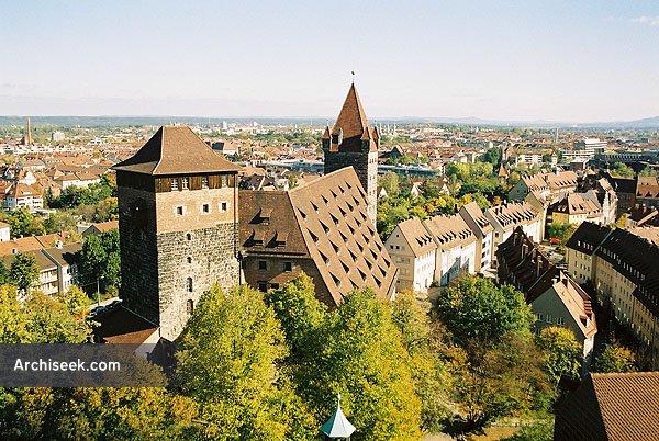1040 – Kaiserburg, Nuremberg, Bavaria
