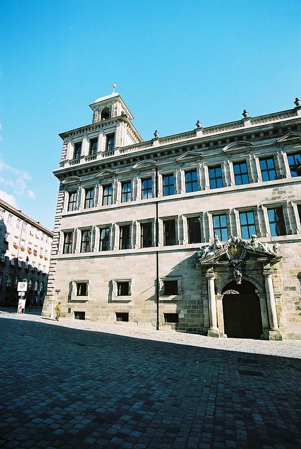 1622 &#8211; Rathaus, Nuremberg, Bavaria