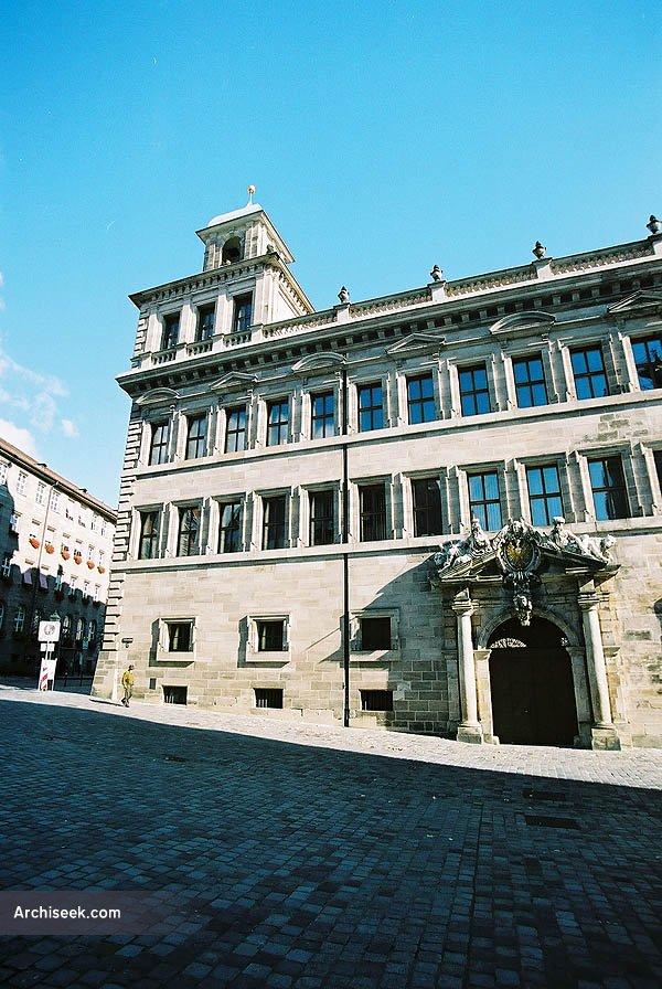 1622 – Rathaus, Nuremberg, Bavaria
