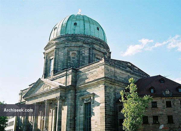 1806 – St Elisabeth Kirche, Nuremberg, Bavaria