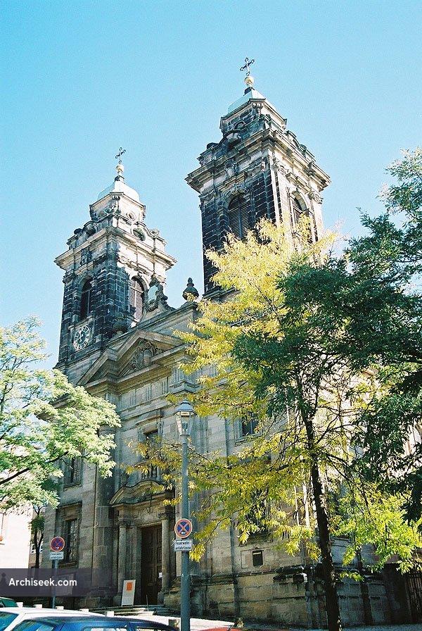 1718 – Egidienkirche, Nuremberg, Bavaria