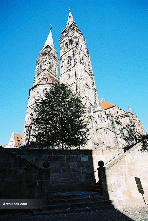 1480 – St Sebaldus Kirche, Nuremberg, Bavaria